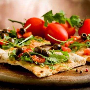 Domowa dietetyczna pizza